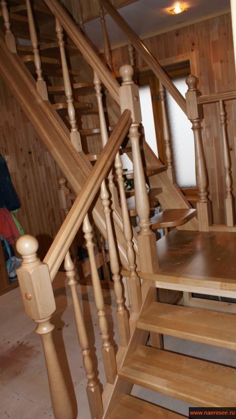 Лестницы по индивидуальному заказу