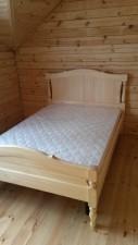 кровать деревянная двухспальняя